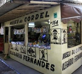 Cordel Museum Olegario Fernandes