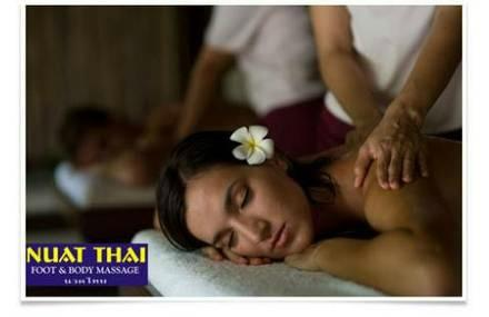 ‪Nuat Thai Foot and Body Massage‬