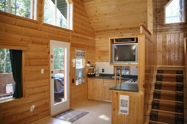 Willow Burl Cabins