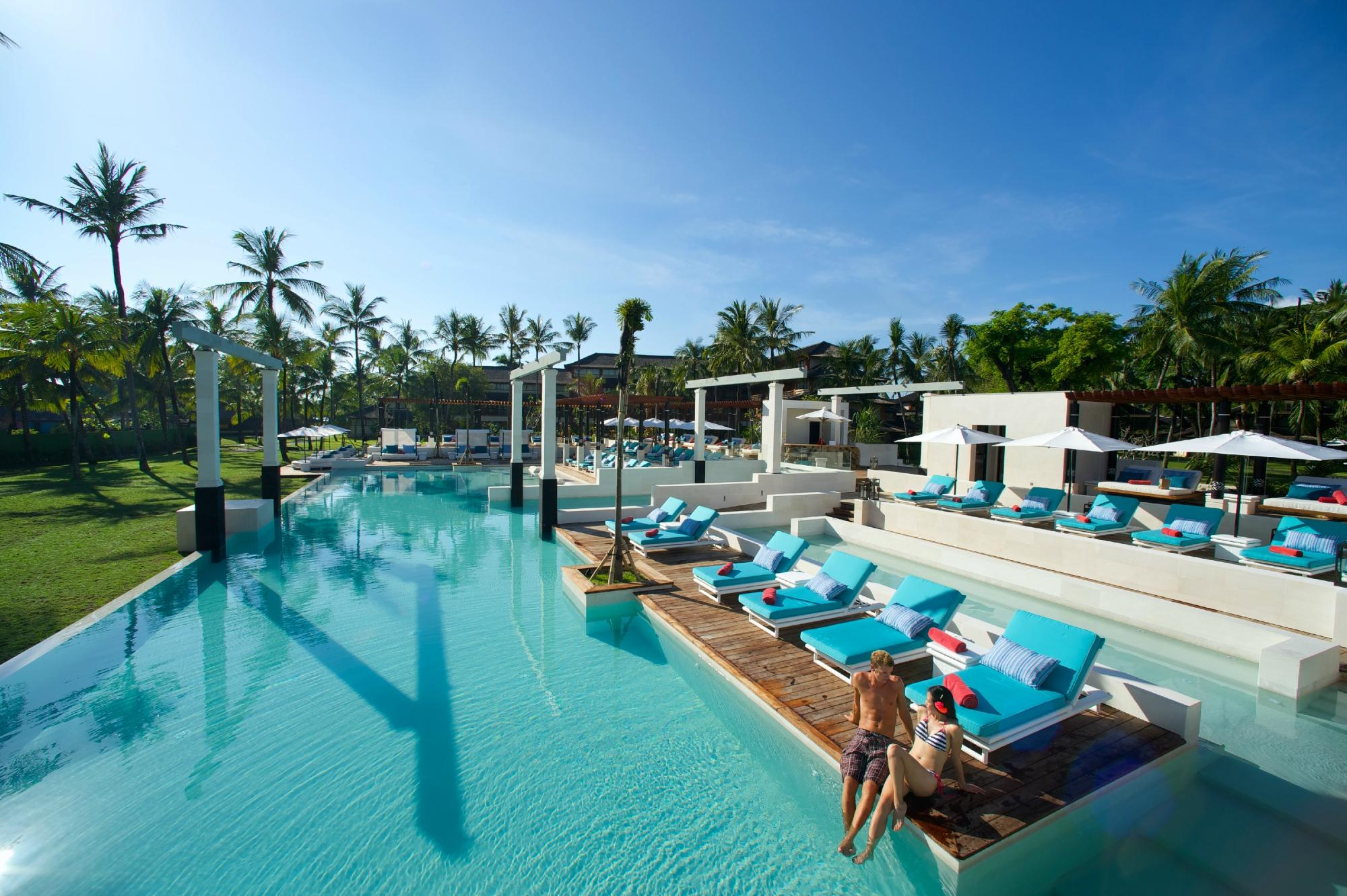 Club Med Bali's Quite Pool Image courtesy Tripadvisor
