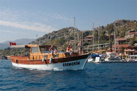 Egemenim Boat - Tours