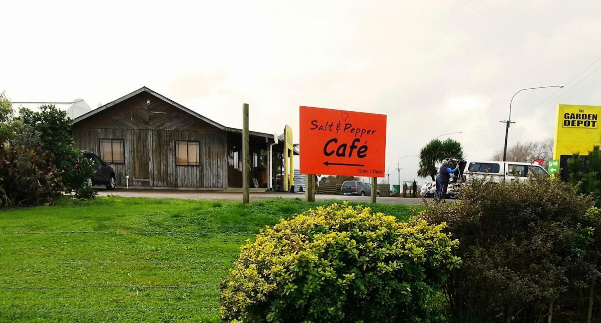Salt & Pepper Cafe