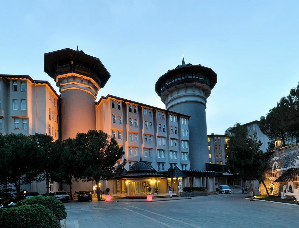 Alkoclar Adakule Hotel