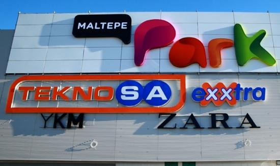 ‪Maltepe Park Shopping Center‬