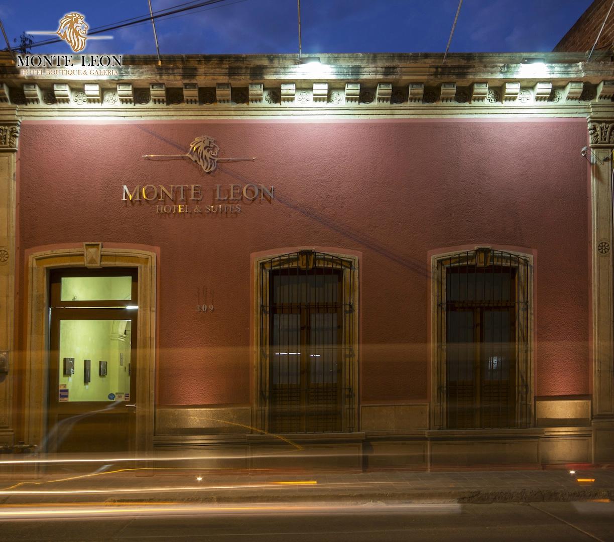Hotel Monte Leon