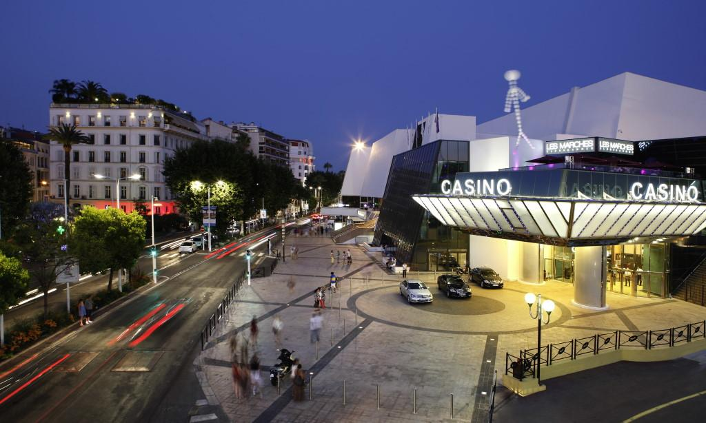 Casino barriere cannes winning casino blackjack for the non counter review