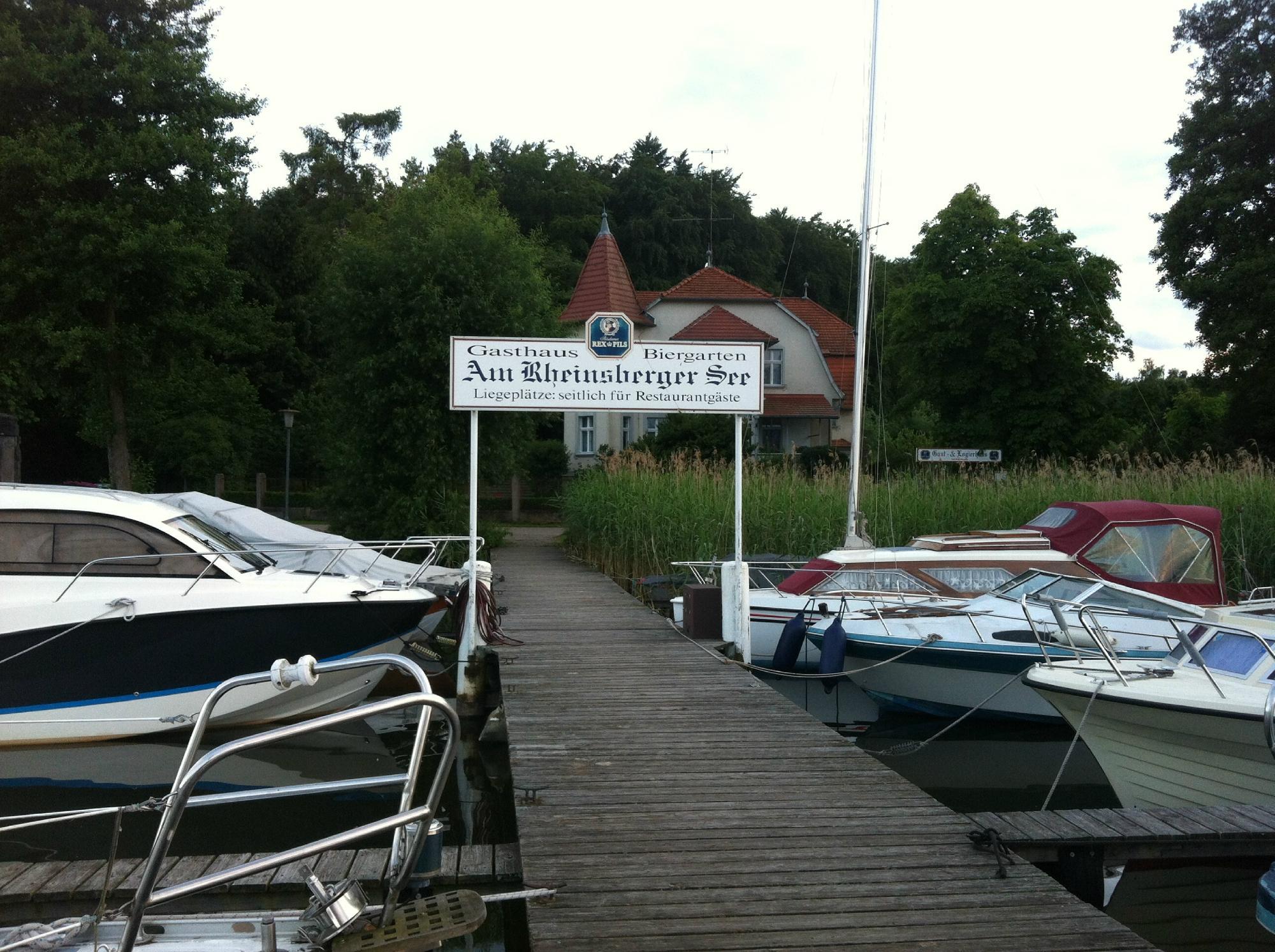 Gasthaus Am Rheinsberger See
