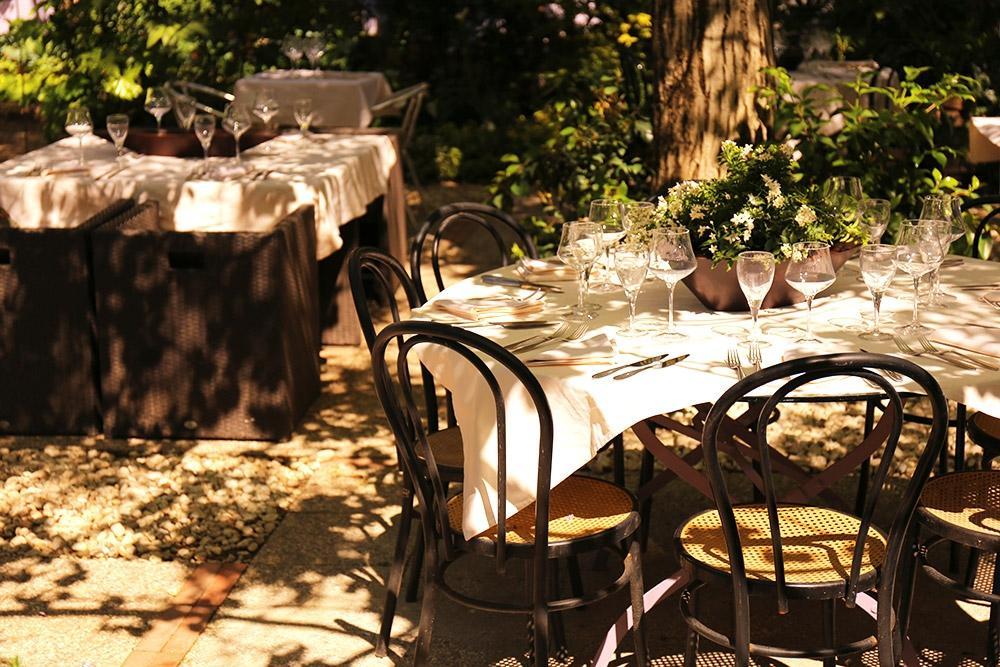 Le Petit Jardin Milan Restaurant Reviews Phone Number Photos Tripadvisor