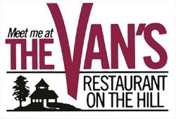 ‪The Van's Restaurant On the Hill‬