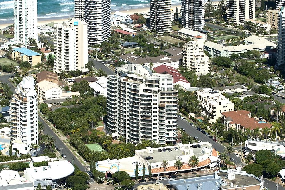 The Meriton on Main Beach