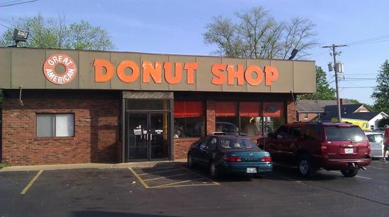 Great American Donut Shop