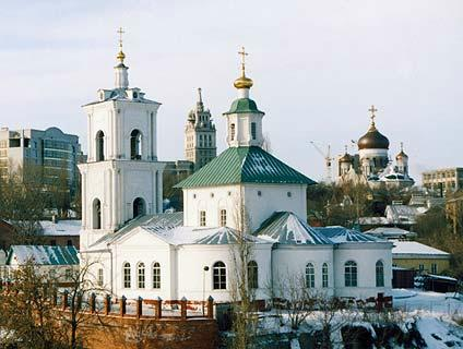 Tikhvino-Onufriyevskaya Church