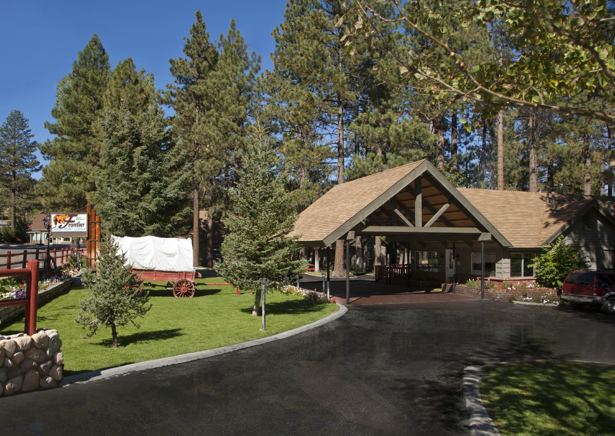 Big Bear Frontier Cabins & Hotel