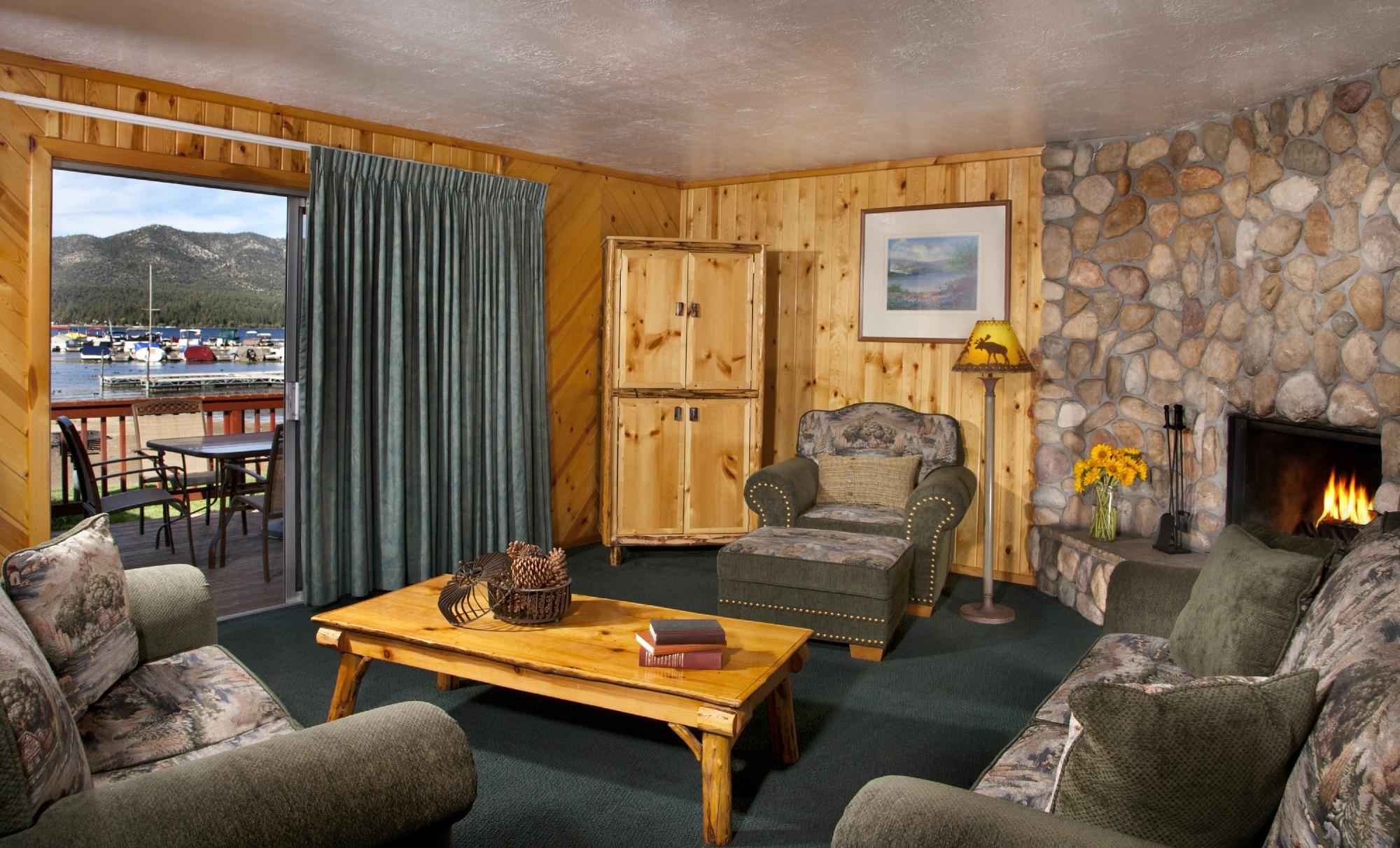 Big Bear Frontier Cabins And Hotel Review Family
