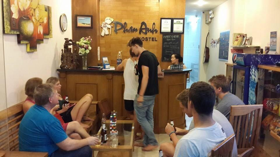 Phan Anh Backpackers Hostel