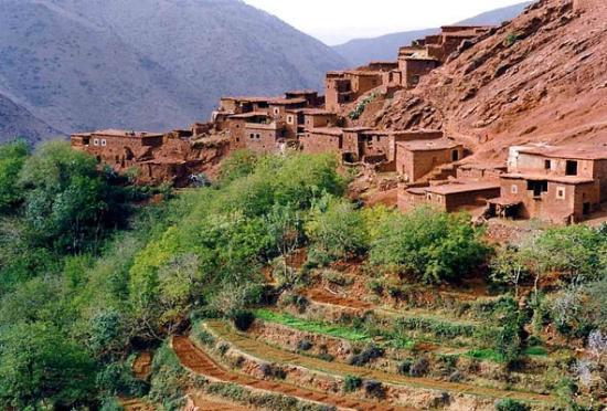 El camino hacia Marruecos - Day Tours