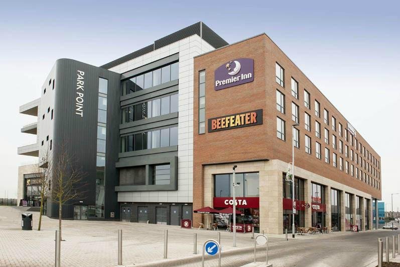hotel in birmingham: