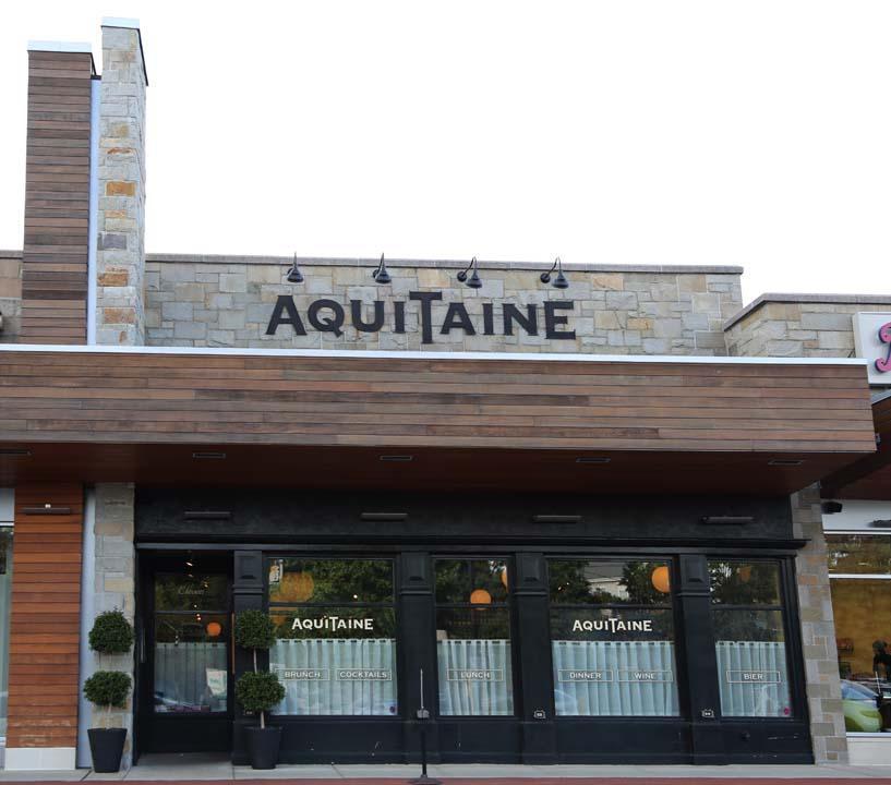 Aquitaine chestnut hill newton menu prices for Aquitaine cuisine