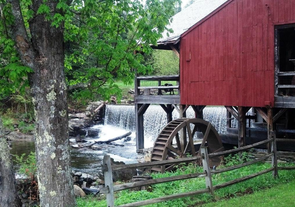 Old Mill Weston