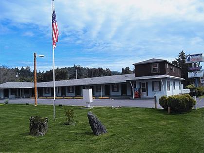 Bluewolf Motel