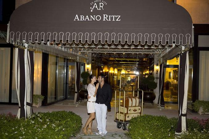 ホテル アバノ リッツ