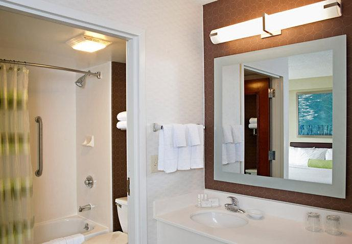 SpringHill Suites by Marriott Chicago Naperville / Warrenville