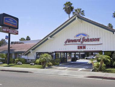 Howard Johnson Inn San Diego State University Area