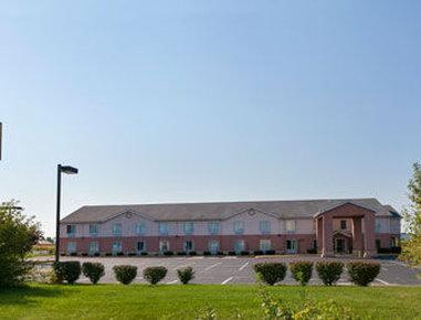 印第安納州法蘭克福速 8 飯店