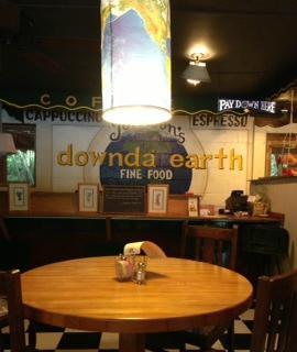Downda Earth Cafe