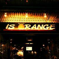 Is Orange