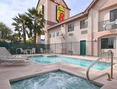 Super 8 Tucson/Grant Road Area