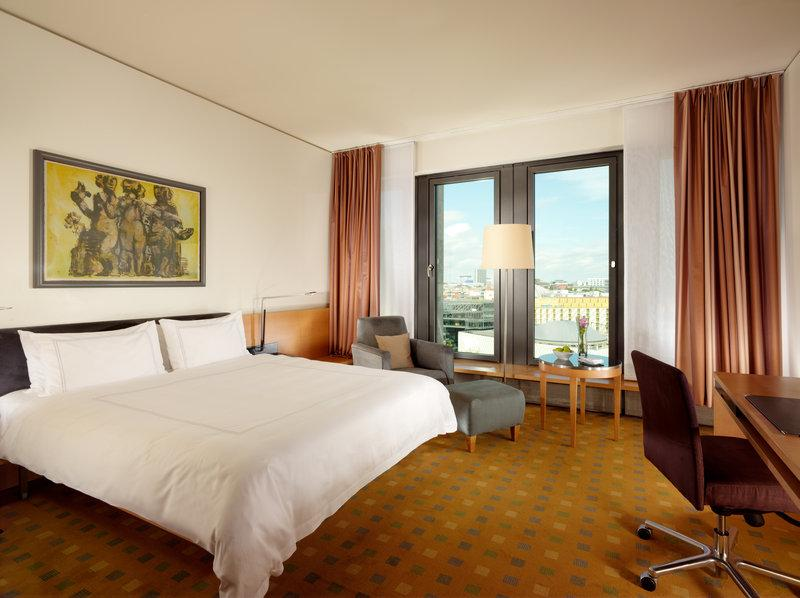 โรงแรมสวิสโอเต็ล เบอร์ลิน