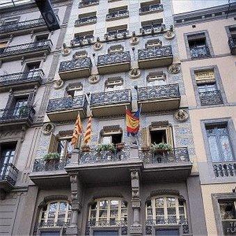 ホテル ランブラス バルセロナ