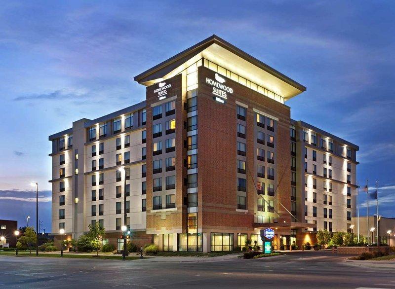 Homewood Suites Omaha Downtown NE Voir Les Tarifs Et Avis H Tel TripAdv