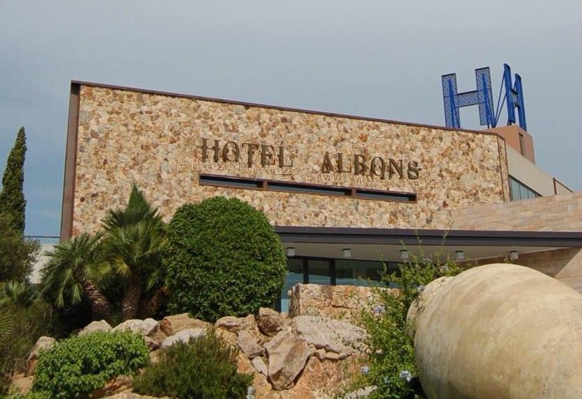 Hotel Albons