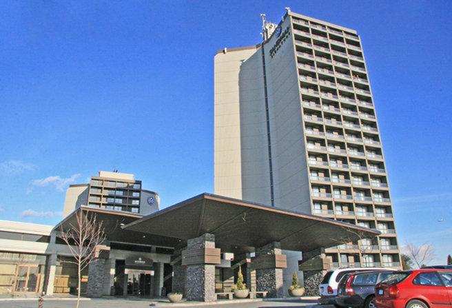 サンドマン シグネチャー ホテル アンド リゾート バンクーバー エアポート