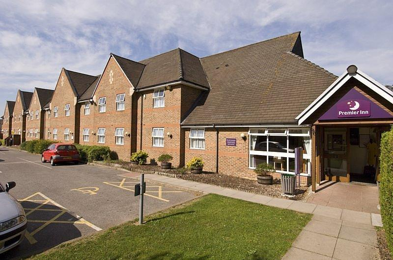 Premier Inn Portsmouth North Harbour Hotel