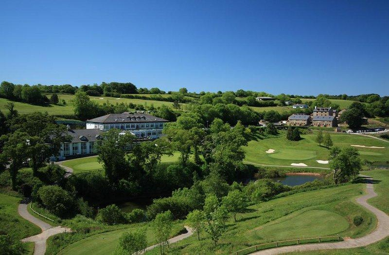 Best Western The Dartmouth Hotel Golf & Spa