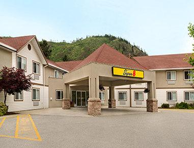 Super 8 West Kelowna BC