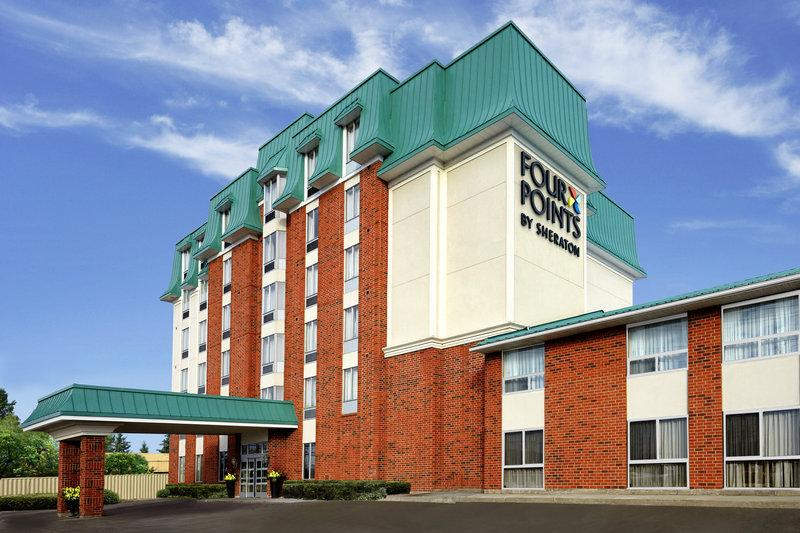 Four Points by Sheraton Waterloo-Kitchener