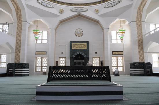 15 Temmuz Sehitler Camii