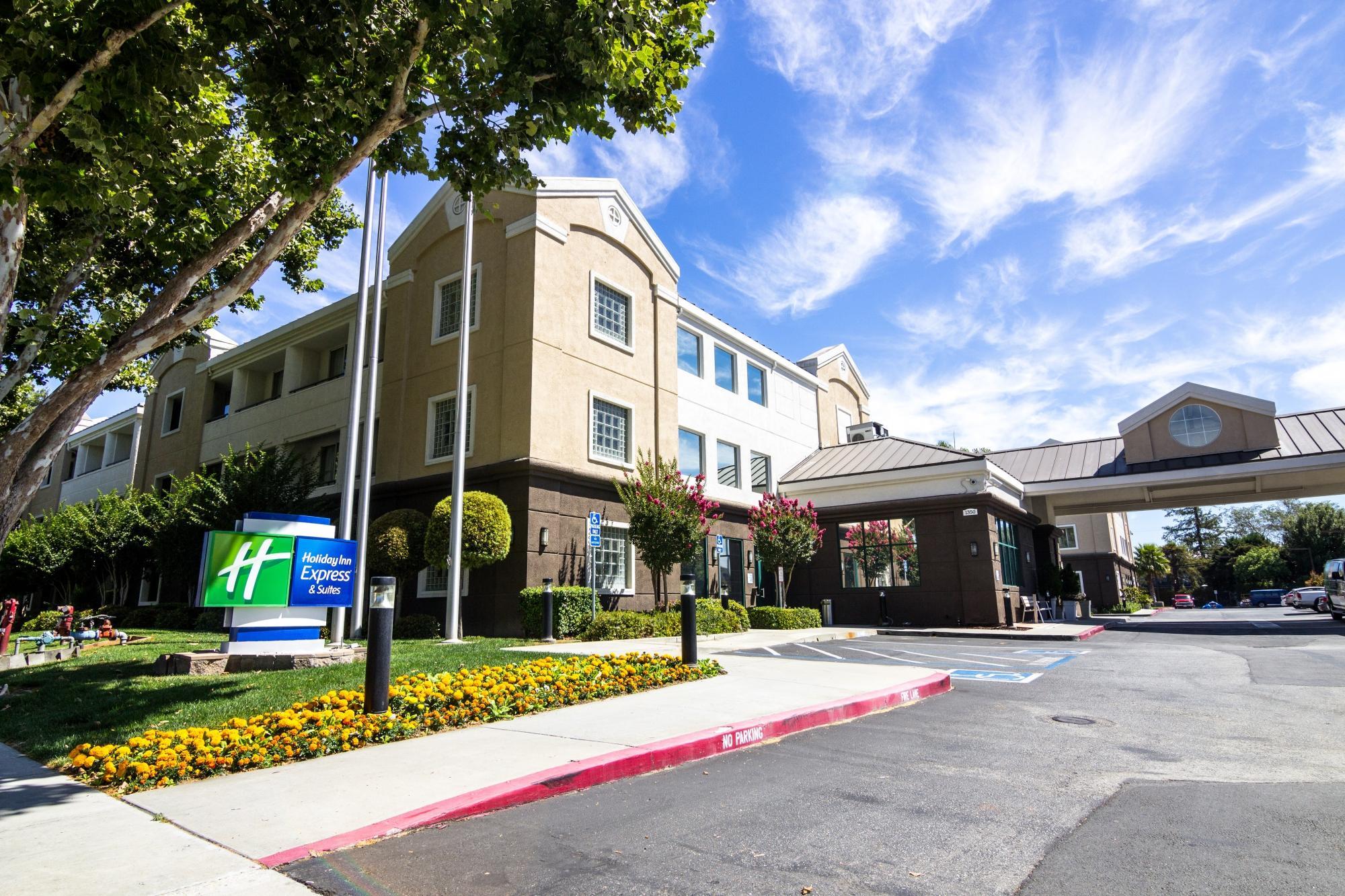 Holiday Inn Express San Jose International Arpt