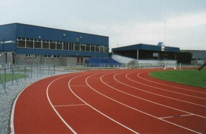 Tullamore Athletics Track