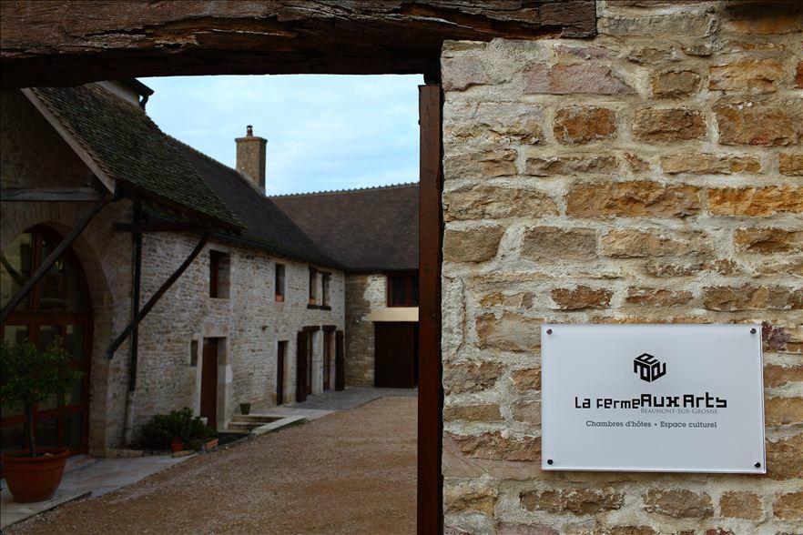 La Ferme Aux Arts Chalon Sur Sa Ne France Voir Les