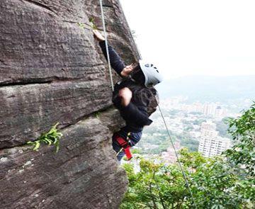 Oudo Explore Taipei Rock Climbing