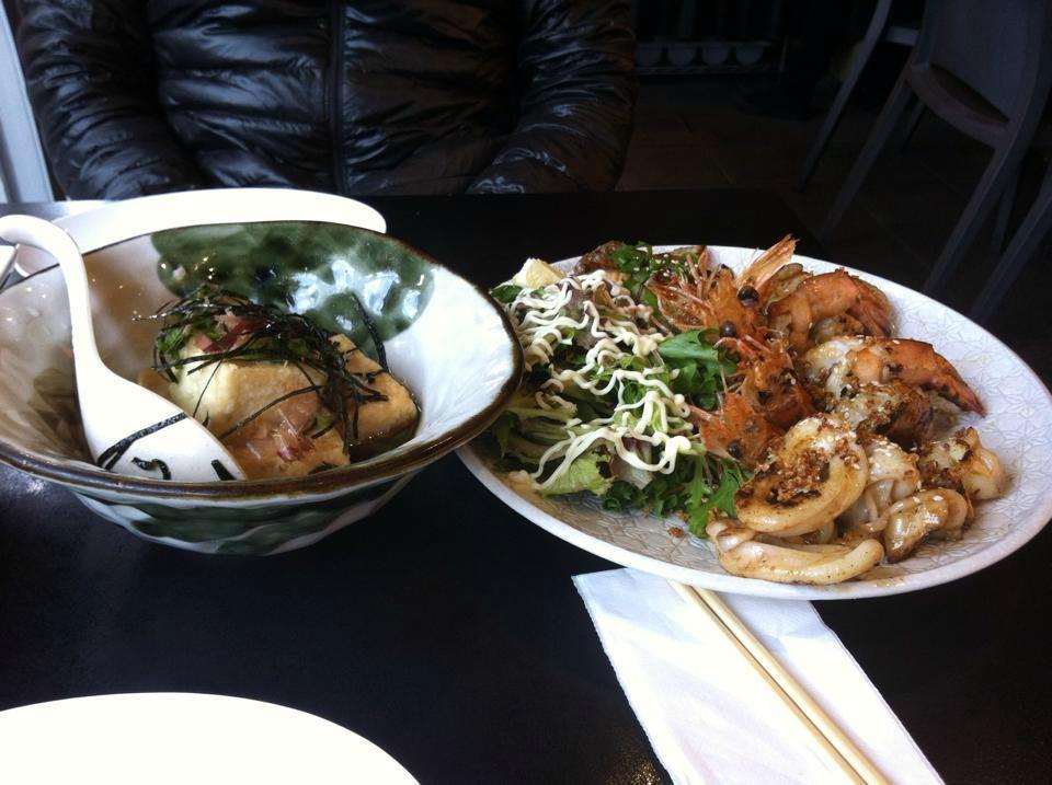 Meshiya japanese restaurant melbourne central business for Asian cuisine melbourne