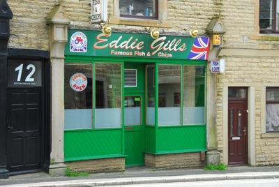 Eddie Gills Famous Fish & Chips