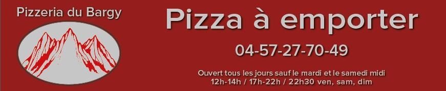 Pizzeria du Bargy