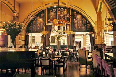Cafe Americain Amsterdam