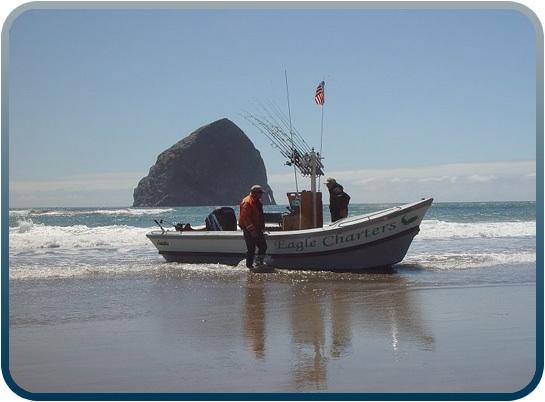 Eagle Charters Fishing